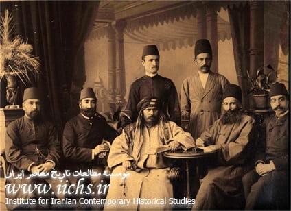 محمدحسن امینالضرب اصفهانی