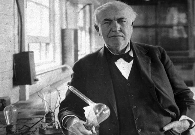 توماس آلوا ادیسون