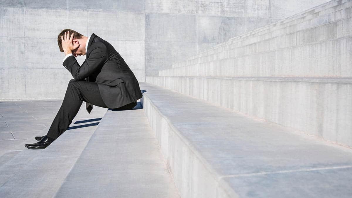 ده استراتژی برای کنار آمدن با شکست در دنیای کسبوکار