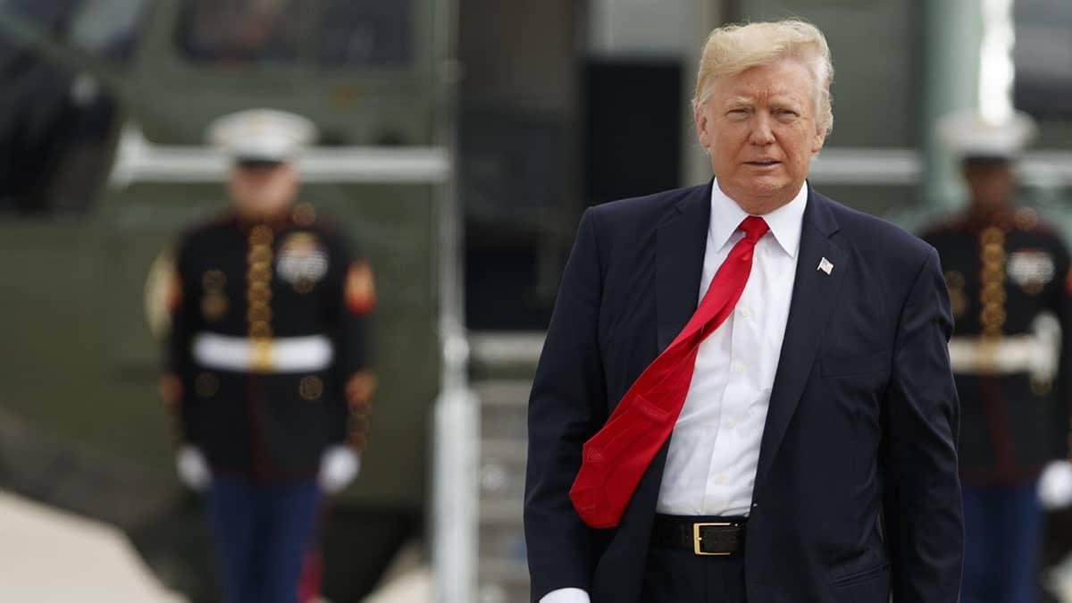 ترامپ فرمان تحریم آلومینیوم ایران را صادر کرد