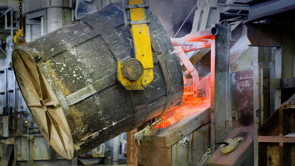 صادرات آلومینیوم ایران با تحریم متوقف نمیشود