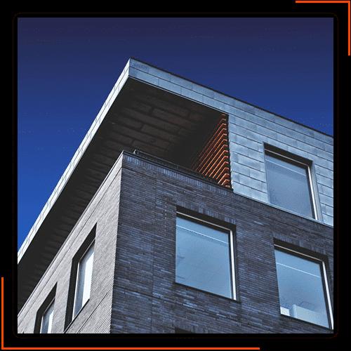 aluminium double-glazed windows