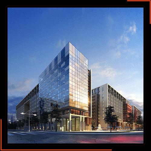 aluminium facades