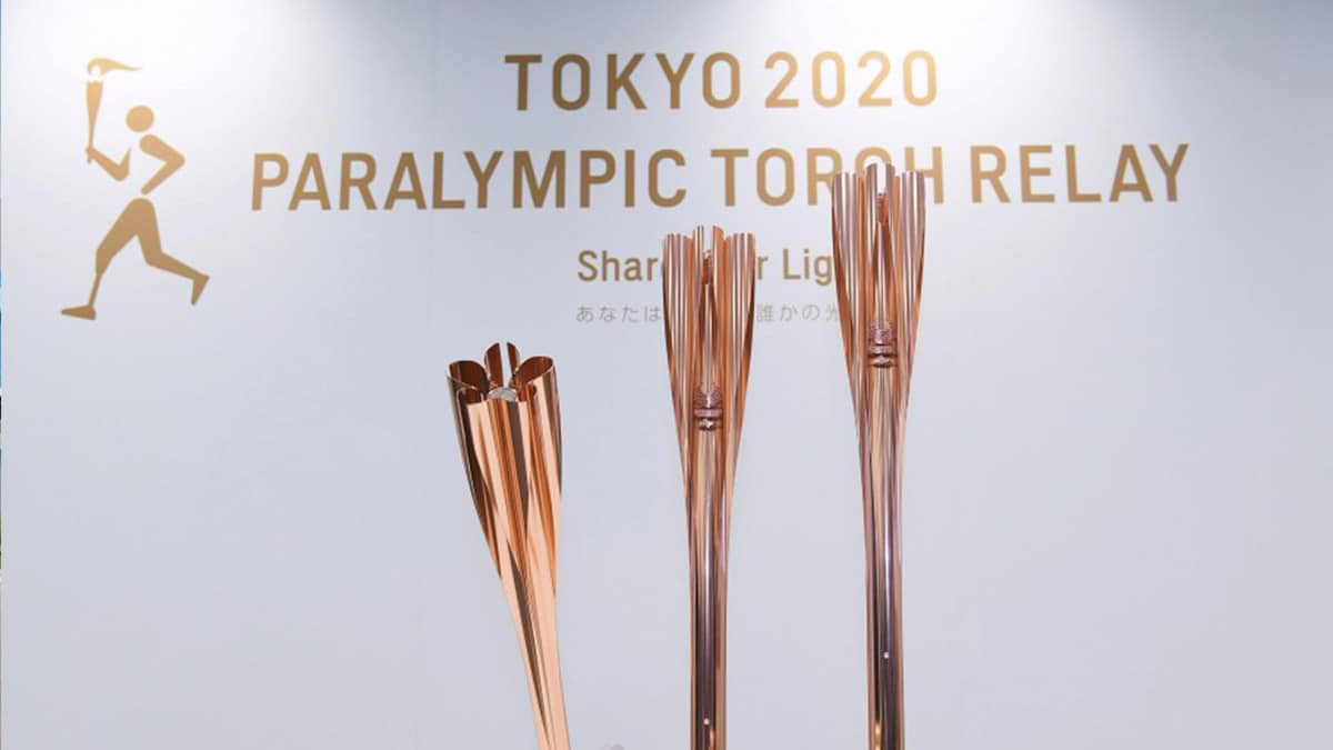 ساخت مشعل المپیک 2020 توکیو از آلومینیوم