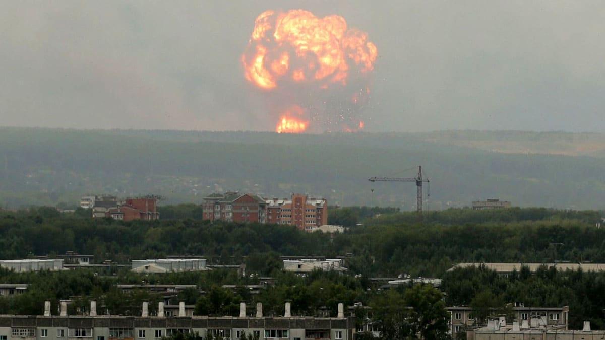 انفجار هسته ای در پایگاه نظامی روسیه، تولید آلومینای روسال را متوقف ساخت