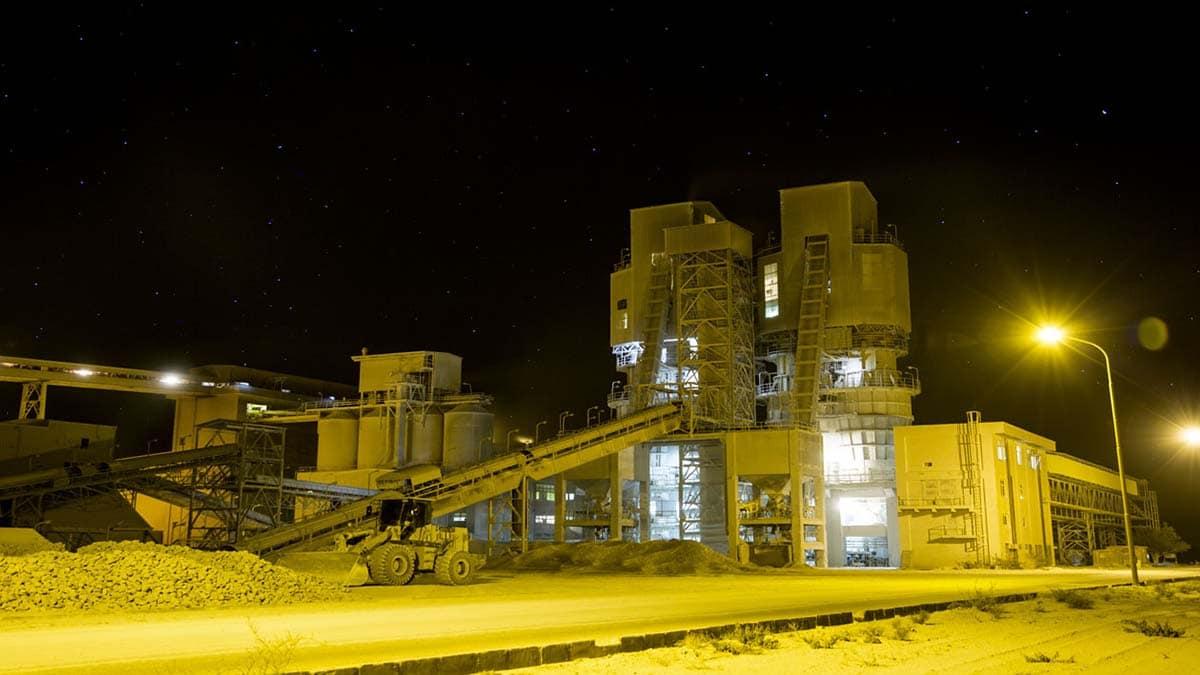 فاز دوم تولیدآلومینا در جاجرم با تامین 60 میلیون تن بوکسیت آغاز شد