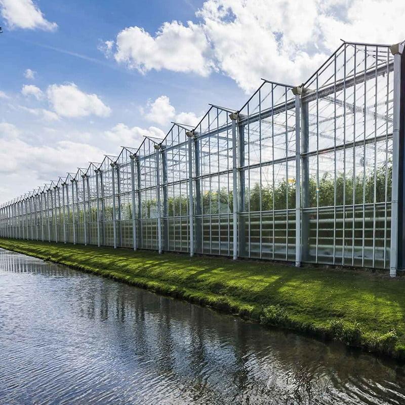 ایراک تولید کننده پروفیل و مقاطع آلومینیومی مورد استفاده در صنایع کشاورزی و گلخانه