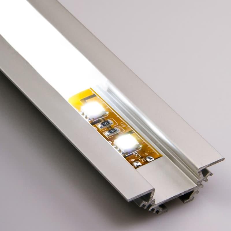 ایراک تولید کننده پروفیل و مقاطع آلومینیومی مورد استفاده در صنایع روشنایی و الکترونیک
