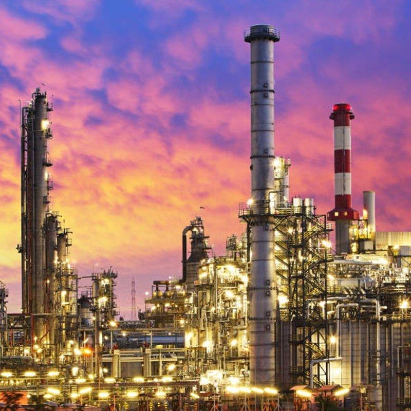 ایراک تولید کننده پروفیل و مقاطع آلومینیومی مورد استفاده در صنایع نفت و گاز
