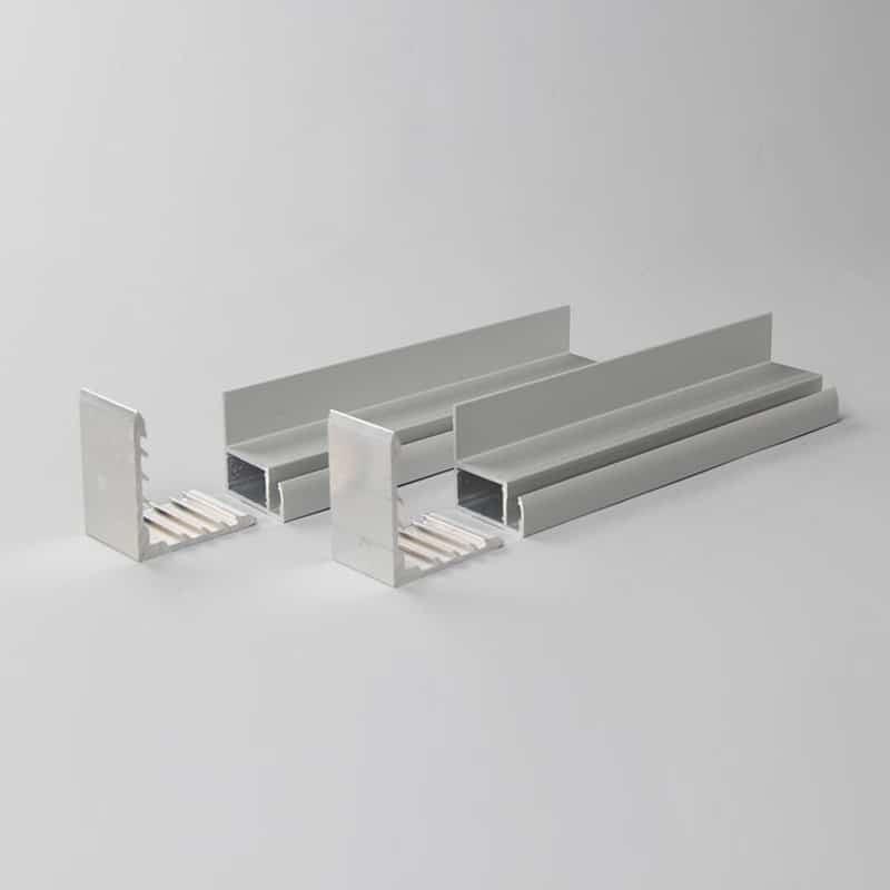 تولید کننده مقاطع و پروفیل های آلومینیوم سیستم های انرژی خورشیدی