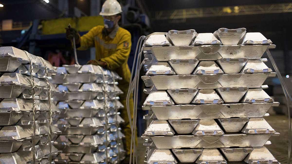 افزایش قیمت جهانی آلومینیوم