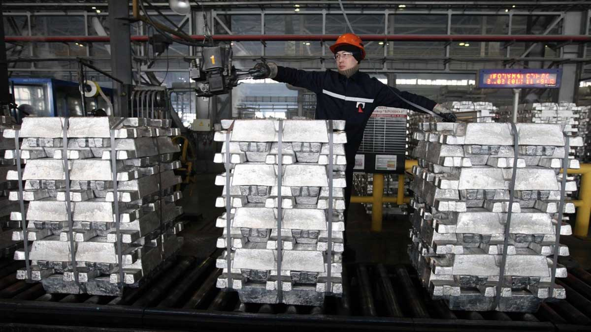 افزایش بی سابقه واردات آلومینیوم توسط چین