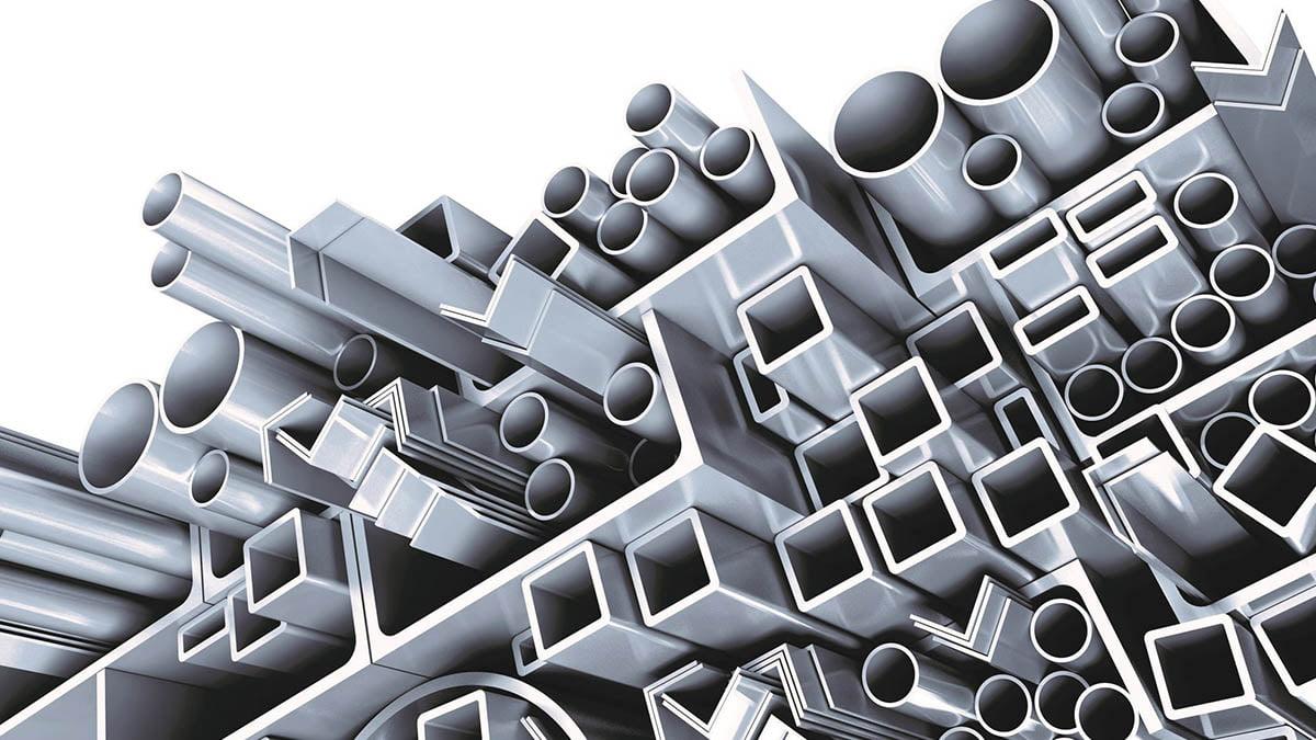 چالش رقابت جهانی ایران در تولید پروفیل آلومینیوم