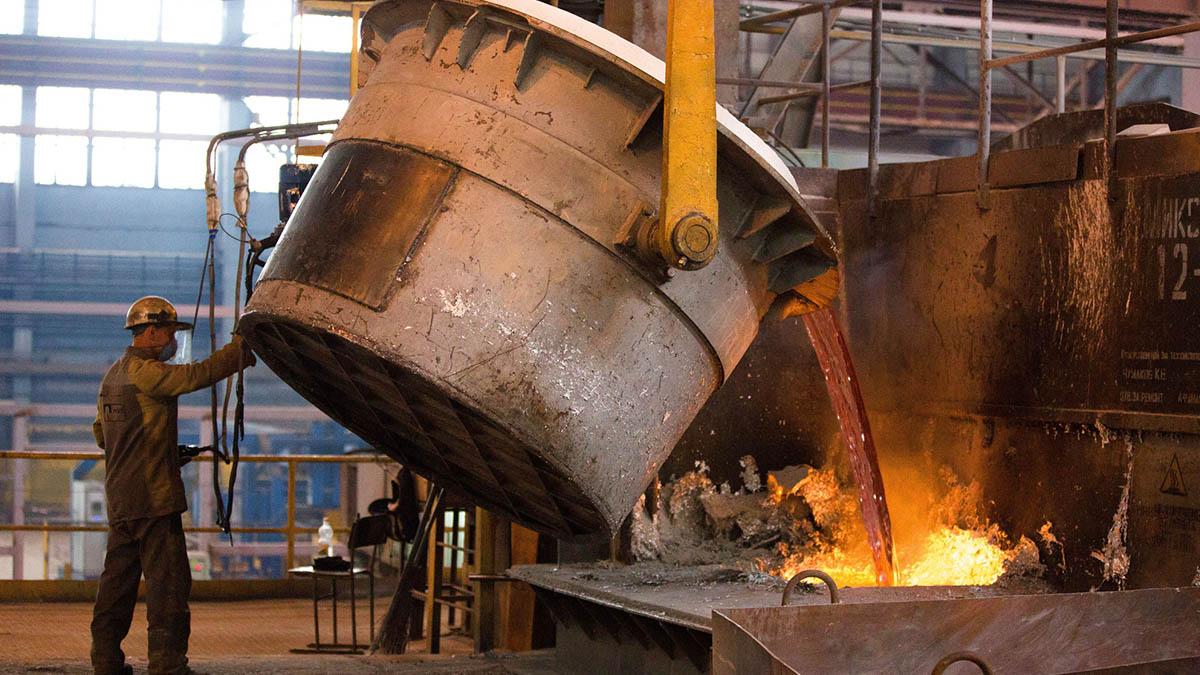 صادرات آلومینیوم روسیه 10 برابر شد